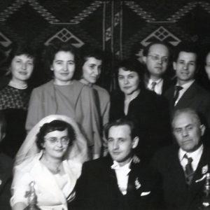 1960 - 31 Ianuarie nunta Liviu Florean