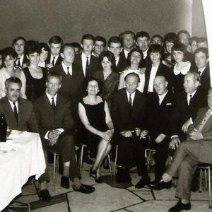 1960 - Intalnire