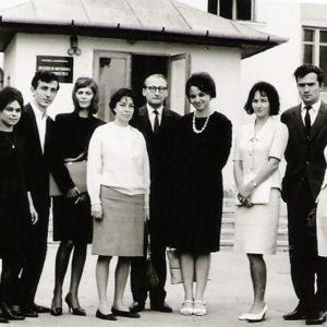 1965-66 - Grupa textila