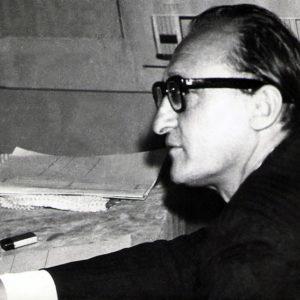 1975 - Examen de diploma la Sectia Design