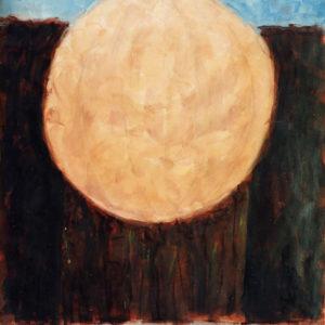 Univers, tempera, 50x70cm, 1988 (aprox)