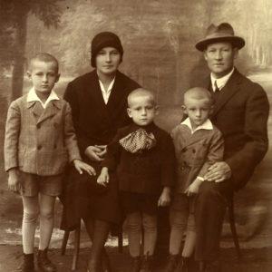 Emil Bacila - Familia