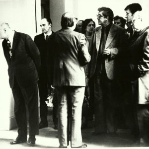 "1Presentation of works ""Young Romanian Artists in DRG"", Dresden, Germany, 1977"