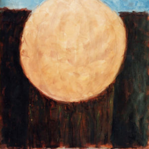 34Universe, tempera, 70 x 50, signed, undated (ca. 1988)