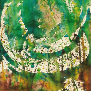 43Spring, watercolor, 70 x 50 cm, not signed, undated (1970-80)